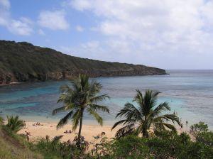 Rajskie wakacje tylko na Hawajach
