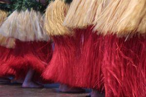 O tradycyjnych zwyczajach hawajskich